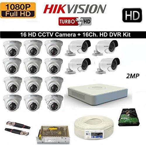 16 channel CCTV Set